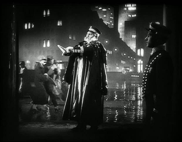 (DER LETZTE MAN, 1924) de Friedrich Murnau