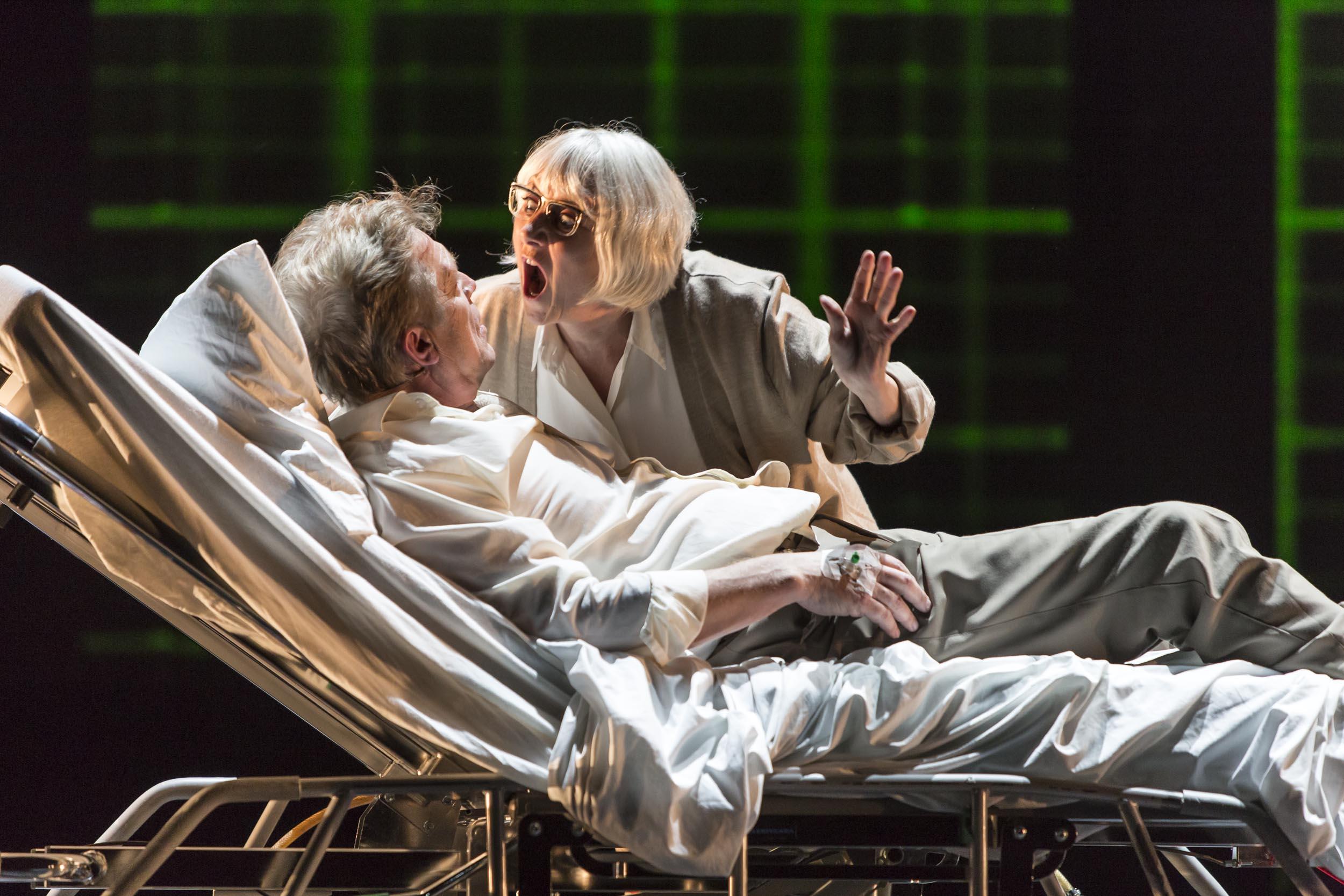 """Montaje teatral de """"Peer Gynt"""" de Ibsen"""