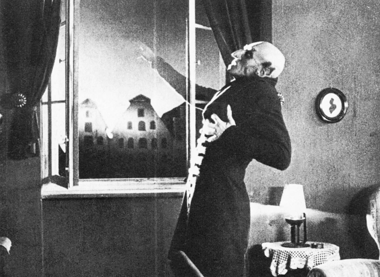nosferatu el vampiro 1922