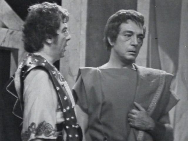 """José María Rodero, el mejor intérprete teatral español de """"Calígula"""""""