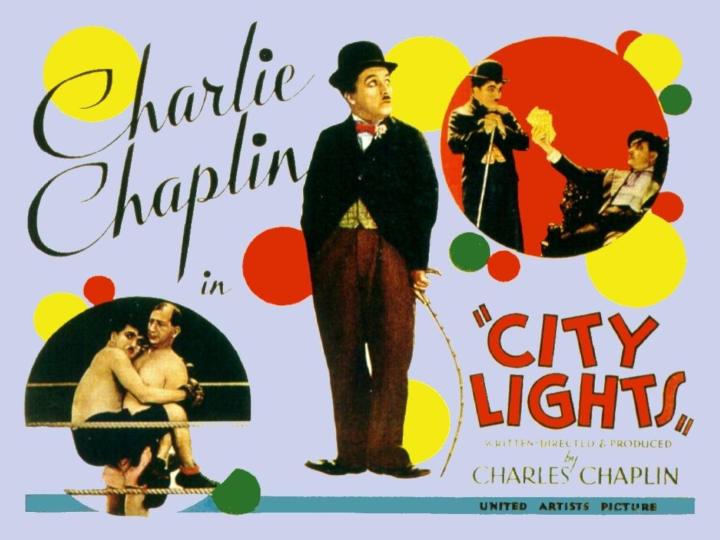 City Lights (Charles Chaplin, 1931)