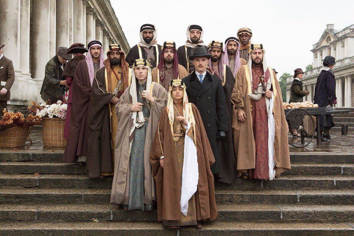 foto principe saudí niño