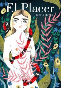 libro El Placer, de María Hesse