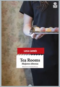 portada libro Tea Rooms