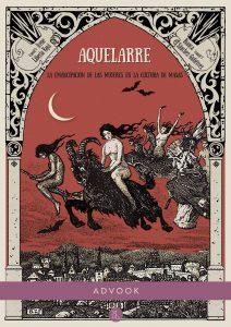 libro Aquelarre, la emancipación de las mujeres en la cultura de masas
