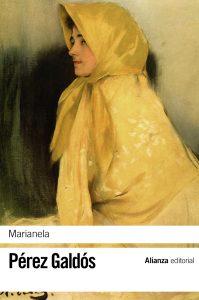 portada libro Marianela de Pérez Galdós