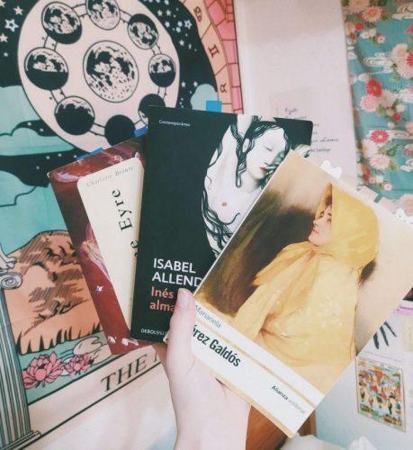 portada de tres novelas romanticas