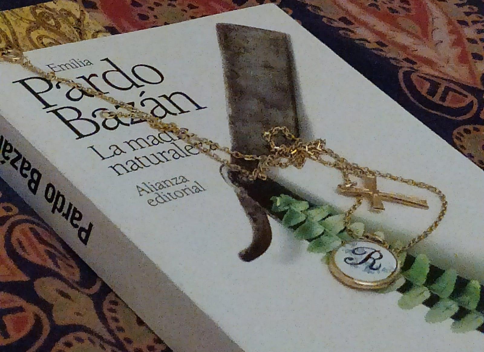 Portada libro Emilia Pardo Bazan